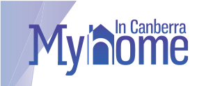MyHome in Canberra logo