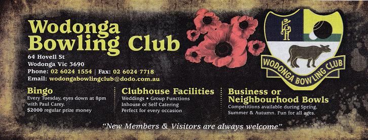 Club Advert