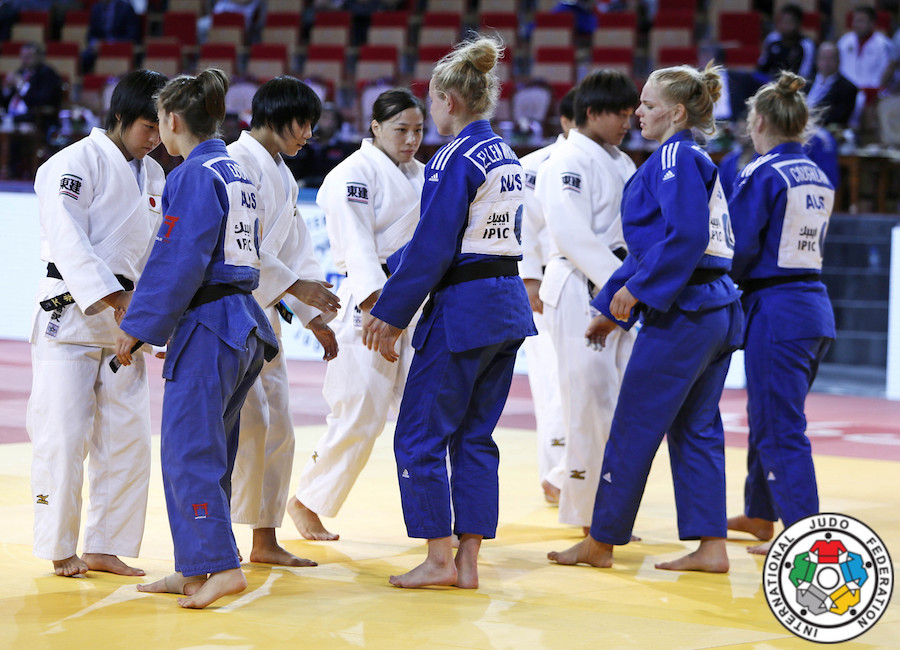 Junior Women 7th World Teams Event