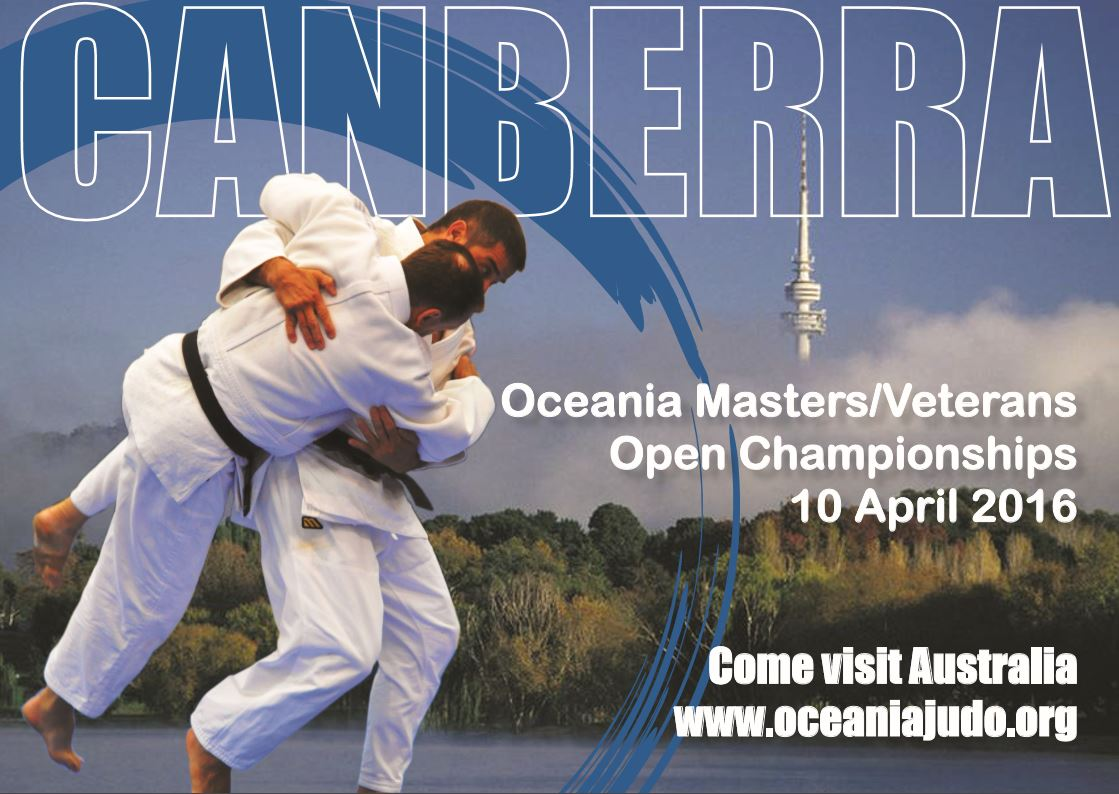 Oceania Masters/Veterans Open Championships