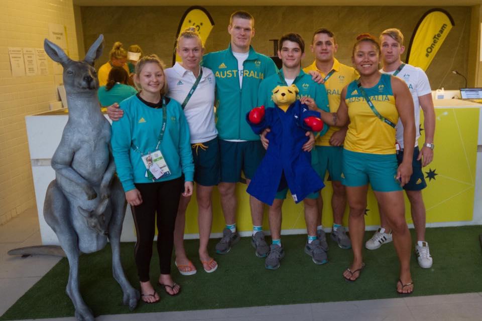 JFA 2016 Olympians