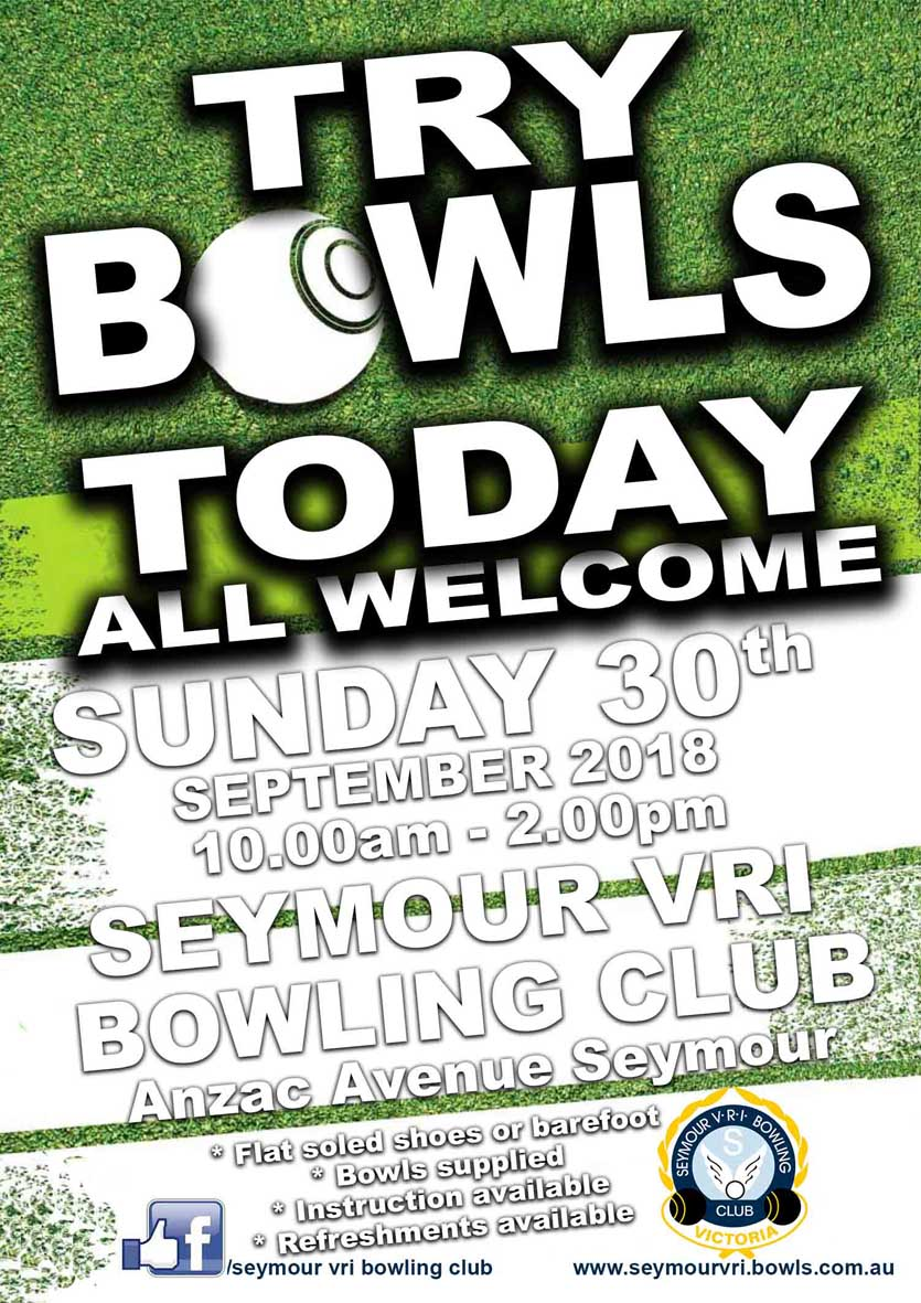 Try Bowls Day