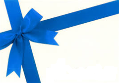 Gift voucher label