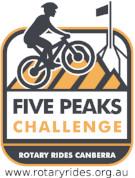 Five Peaks Challenge logo