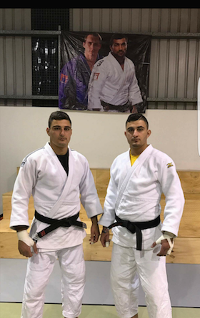 Anthony & Jordan Kouros