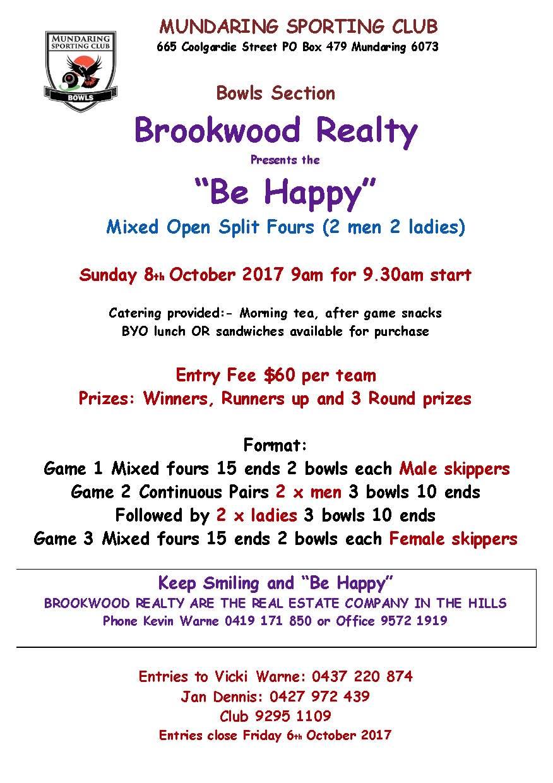 2017 Brookwood Open