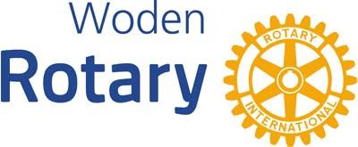 Woden Rotary logo